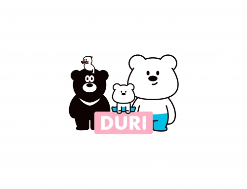 '두리 프렌즈' [DURI friends] 런칭