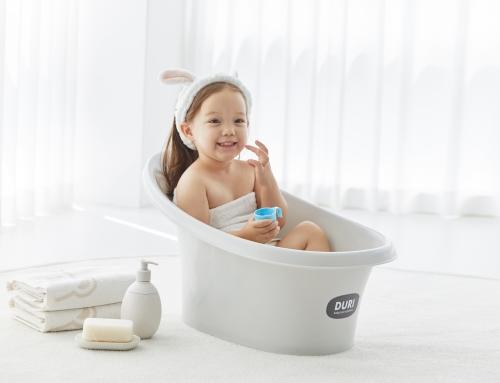 두리 2in1 아기 욕조 [DURI 2in1 baby bath] 출시